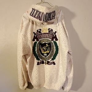 Ecko unlimited embroidered hoodie XXXL DANGGG!
